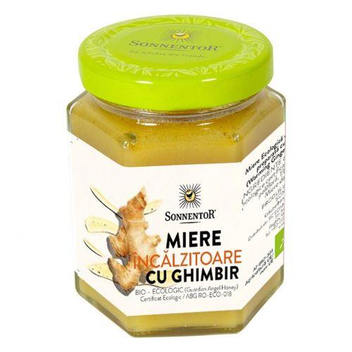 Miere Ghimbir Incalzitor
