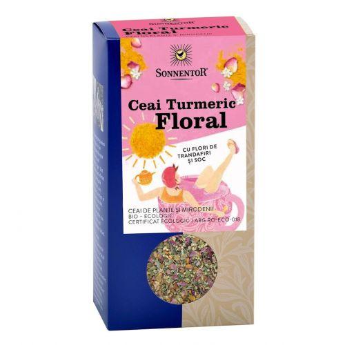 Ceai Turmeric Floral