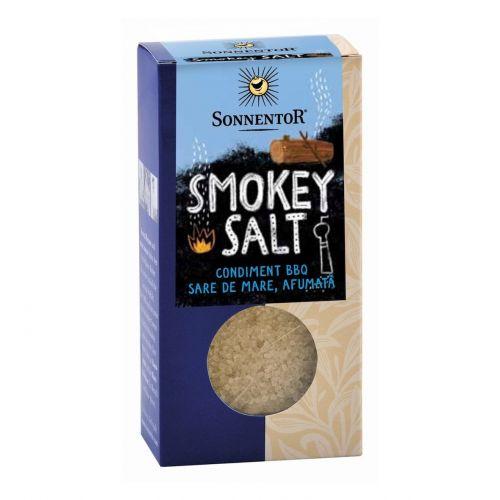 SMOKEY SALT (Sare de Mare Afumata)