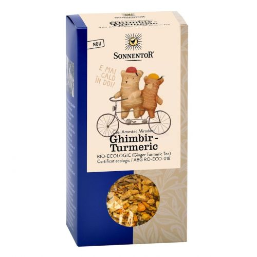 Ghimbir Turmeric