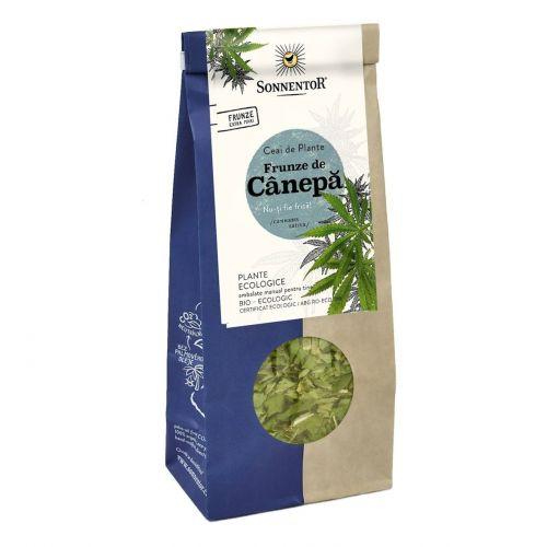 Frunze de Canepa