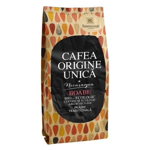 Cafea Origine Unica Nicaragua boabe