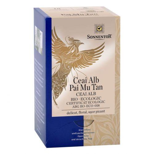 Ceai Alb Pai Mu Tan