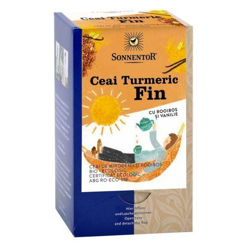 Ceai Turmeric Fin