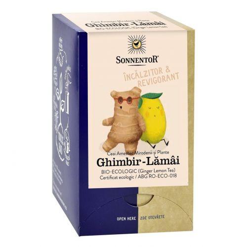 Ghimbir - Lămâi