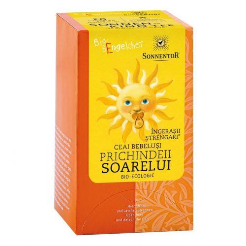 Prichindeii Soarelui - Ceai Bebelusi