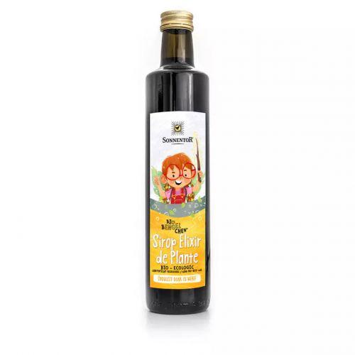 Sirop Elixir de Plante (Fara Zahar)