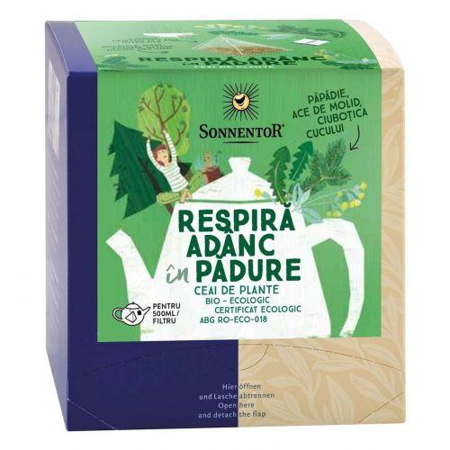 Respira Adanc in Padure