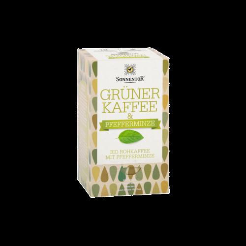 Cafea Verde & Menta - Stoc limitat