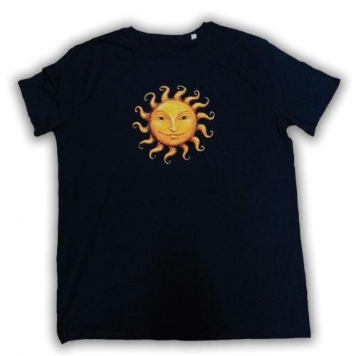Tricou SONNENTOR Albastru Soare